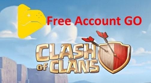 Coc free accounts list