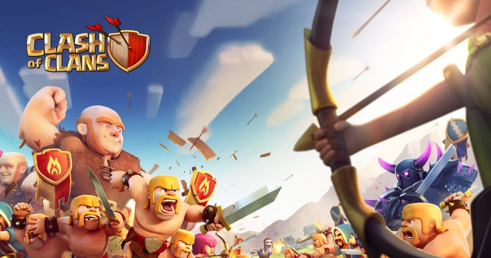clash of clans free accounts email and pas