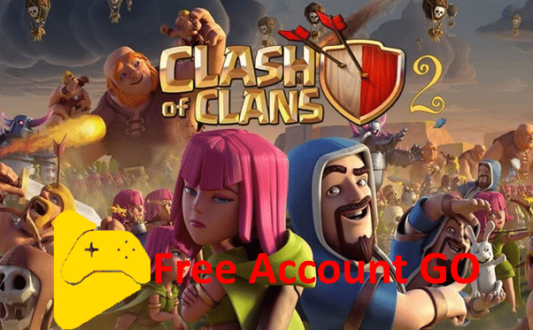 free coc accounts generator