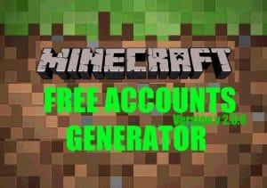free minecraft premium account