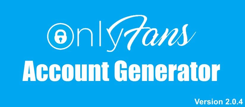 free onlyfans account generator