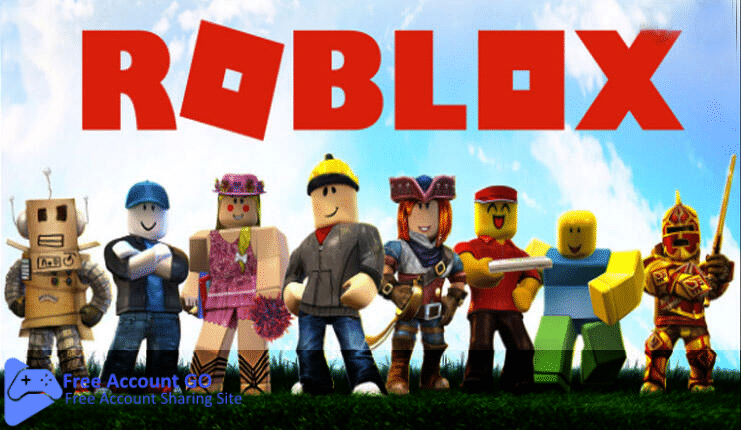 roblox free login and password