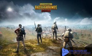 Pubg mobile account free with 600 UC