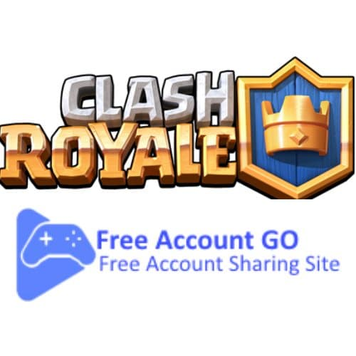 Clash royale free accounts and pass