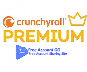 free Crunchyroll accounts email and pass