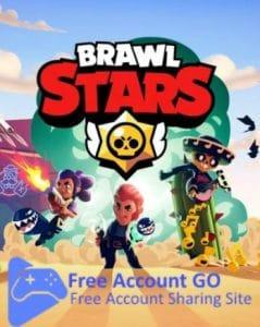 free brawl stars accounts email and pass