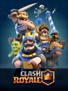 free clash royale accounts