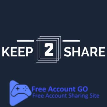 Keep2share Free Accounts 2021 | Premium And Trial Passwords
