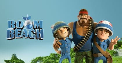 Free Boom beach account generator