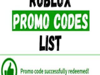 Free Roblox Promo Codes List 2021 | All Free Unused Codes