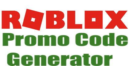 Roblox promo code generator free
