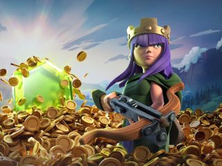 Clash Of Clans Fast Gold Acquisition Tactic | Coc Gold Cheat