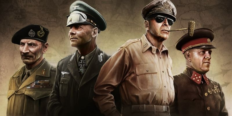 Hearts of Iron 4 cheat codes